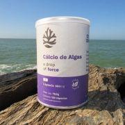 Super Calcio De Alga Ocean Drop 100% Vegetal 120 Cápsulas Resistencia