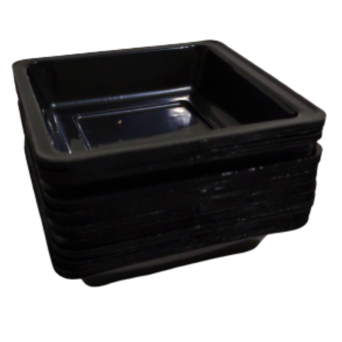 2000 Embalagens Descartáveis Porta Shoyu Berço Molheira Sushi Sashimi - Pratic Pack