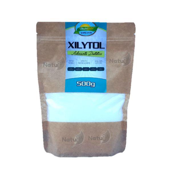 4x Xilitol / Xilytol 500g Adoçante Para Dieta 100% Puro -2 kg