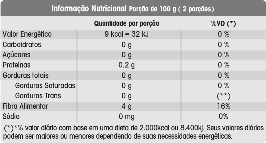7 Noodles Milagroso Konjac  270g 9 Kcal Emagreça Comendo