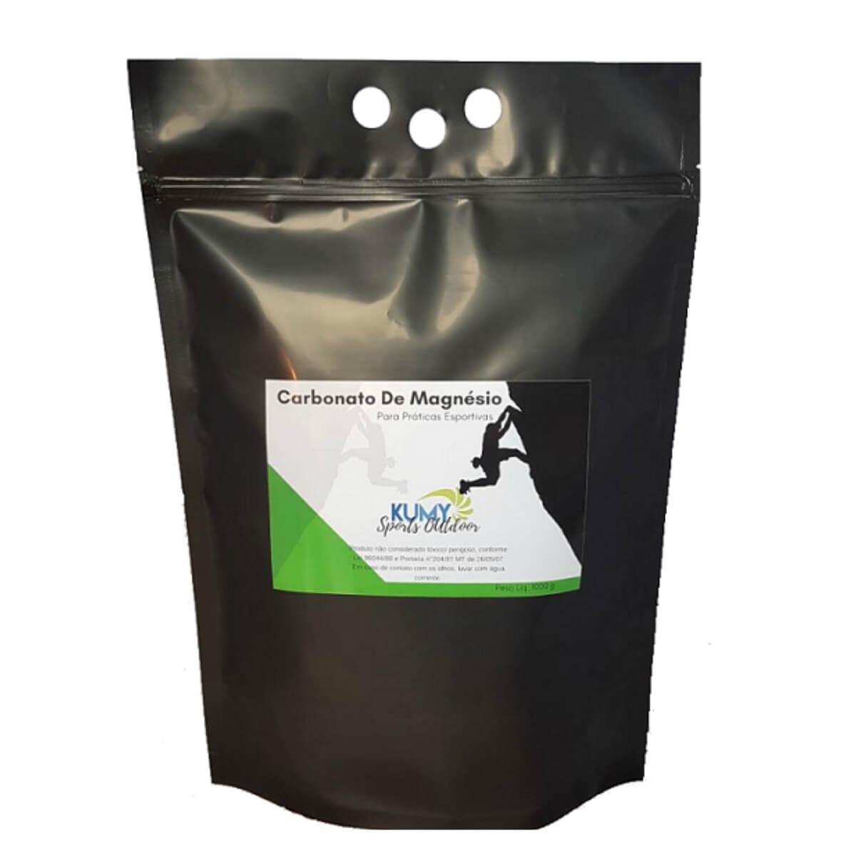 Carbonato De Magnesio 3 Kg - Escalada / Crossfit / Escalada