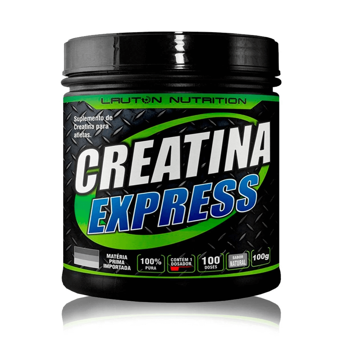 Creatina Express 100% Pura 100g - Lauton Nutrition