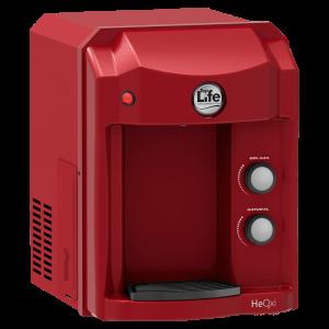 Filtro Purificador Alcalino e Ionizado Com Ozônio Top Life - Vermelho 220V