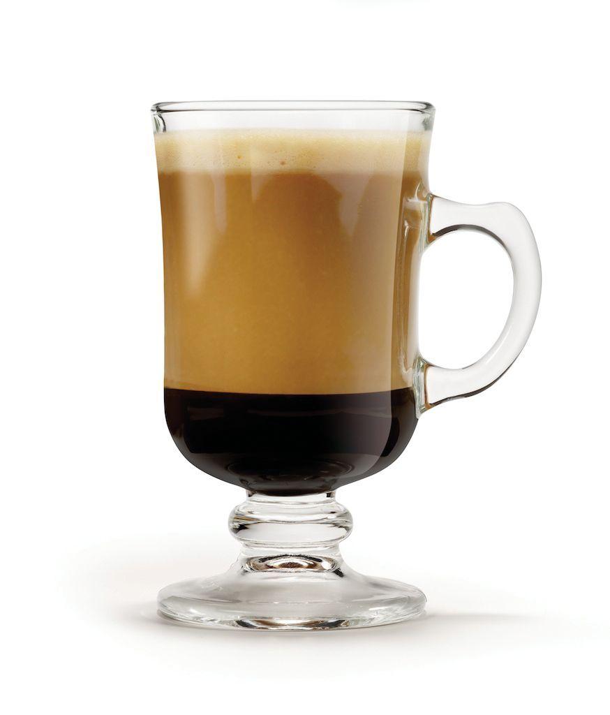 Kit 6 Taça Bill Lisa Xícara P/ Café Cappuccino 240 ml