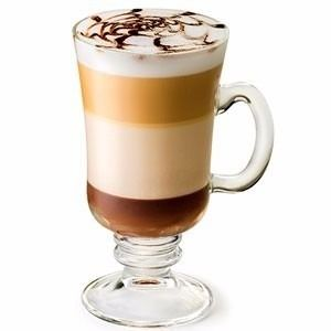 Taça Mini Bill Lisa Xícara P/ Café Cappuccino 120 ml