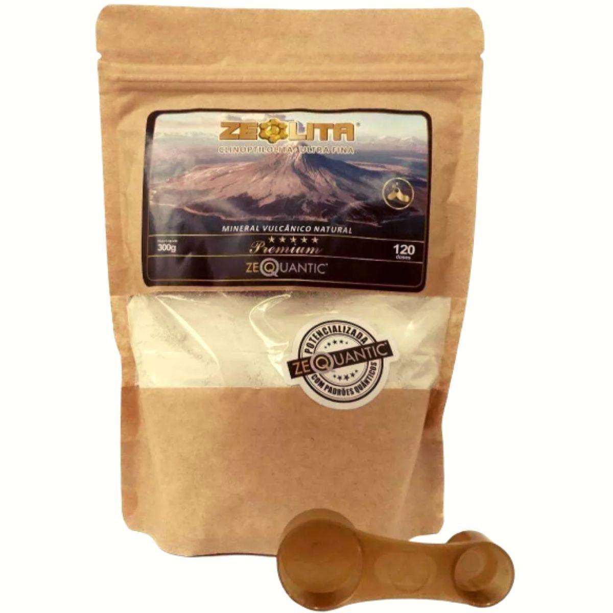 Zeolita Premium 300g Mais Potencializada - Nova