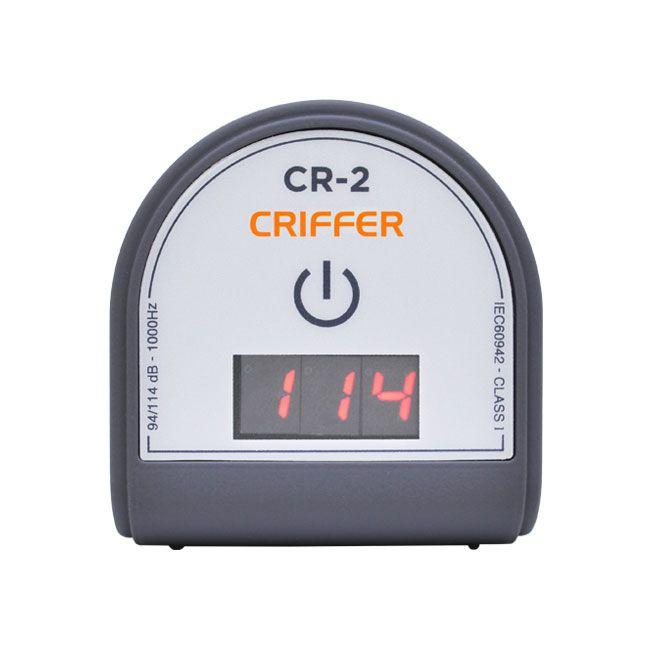 CR-2 | Calibrador de Ruído digital
