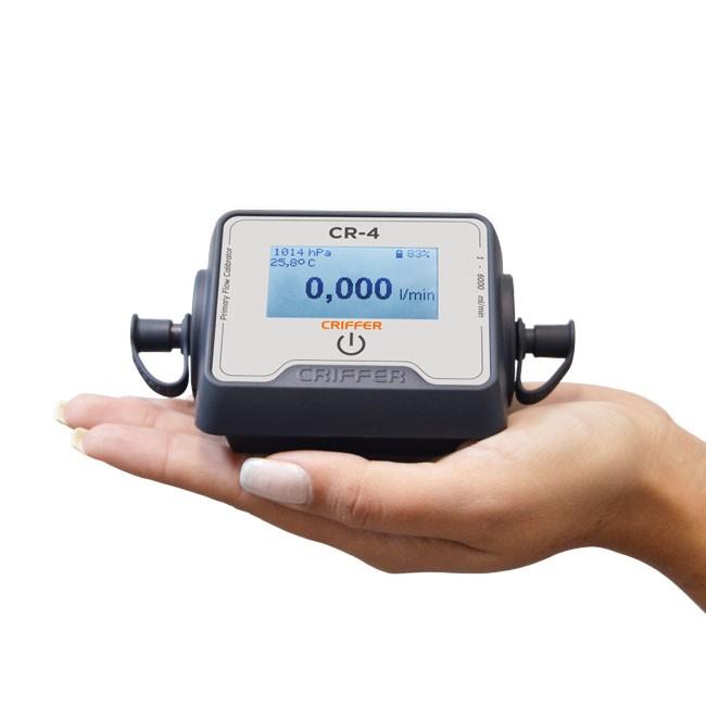 CR-4 | Calibrador Digital para bombas de amostragem