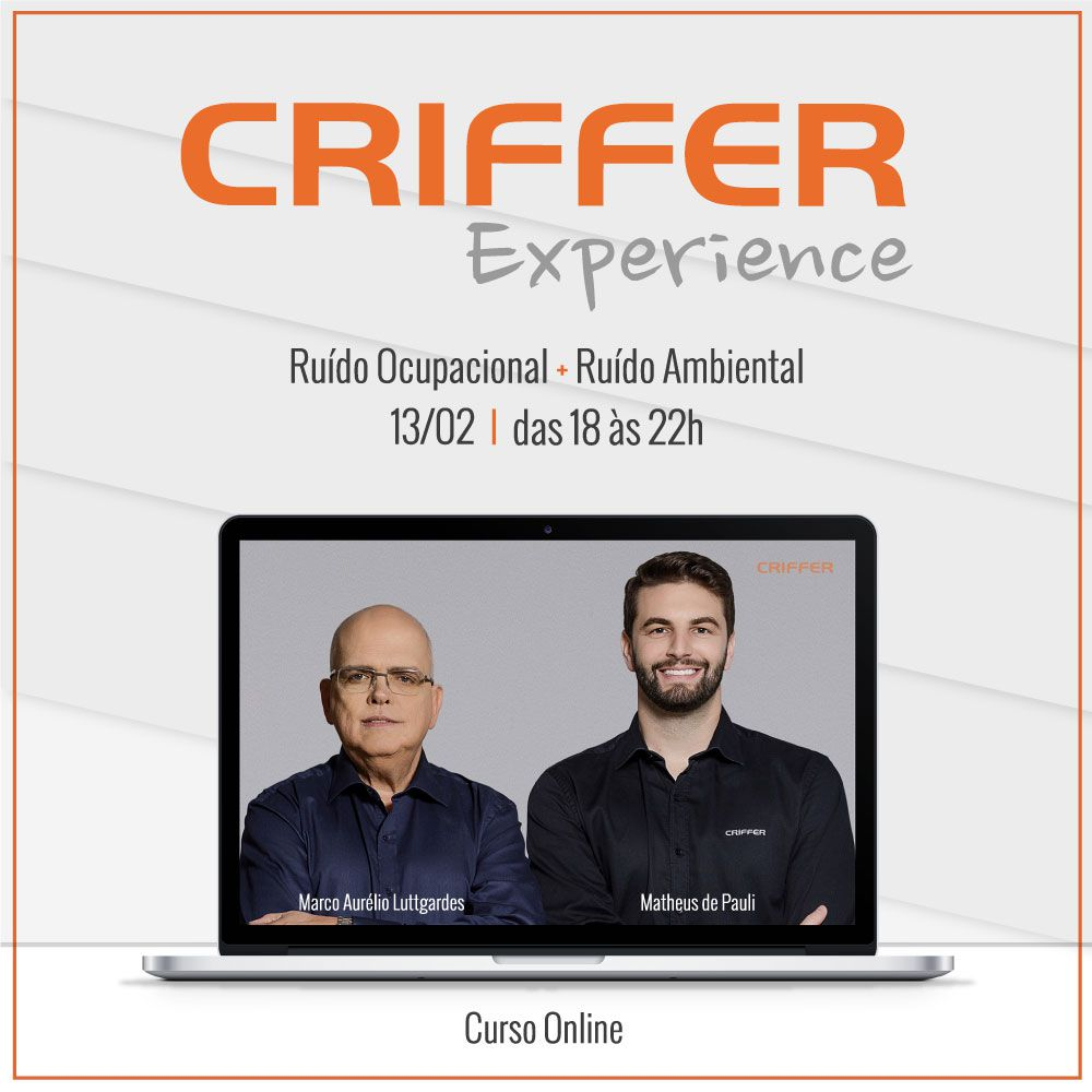 Criffer Experience - Curso Online