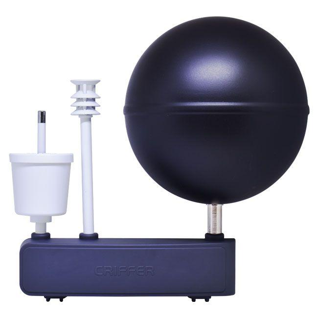 Extension-4 barra de sensores para avaliações de stress térmico