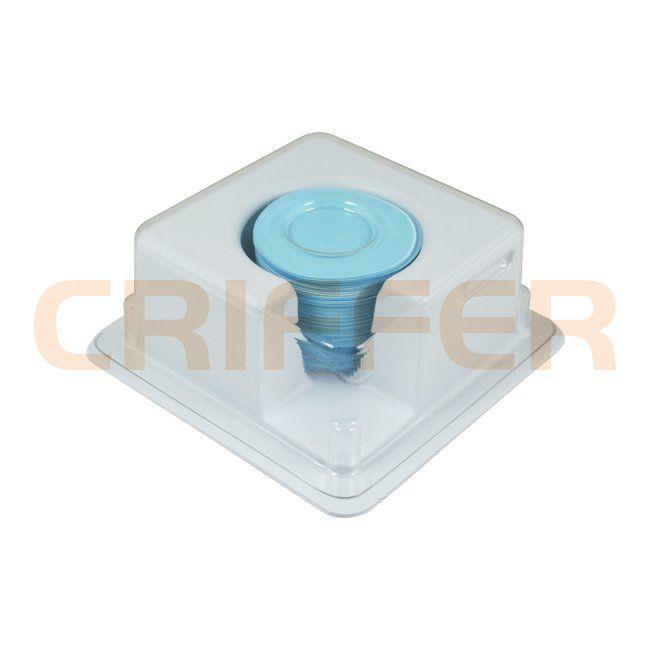 FE-500 Filtro de PVC 37mm