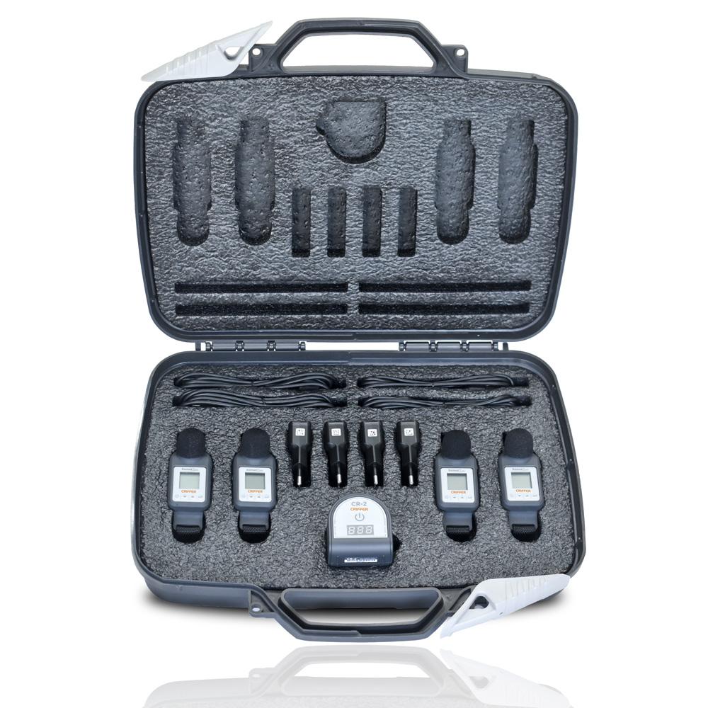 KHO-01 | Kit Higiene Ocupacional - Acústica
