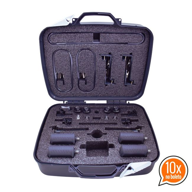 KHO-04 | Kit Higiene Ocupacional - Agentes Químicos