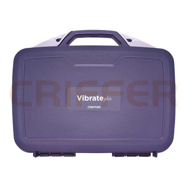 MCR-01 Maleta de transporte para Vibrate plus