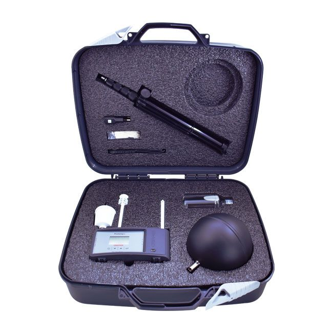 Protemp-All-In-One Termômetro de globo digital com datalogger (IBUTG)