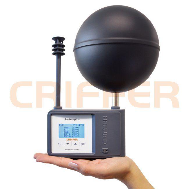 Protemp-lite Termômetro de globo digital (IBUTG)