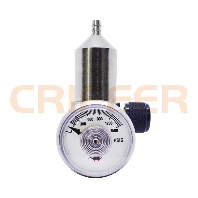REG-05 Válvula reguladora para cilindros de calibração