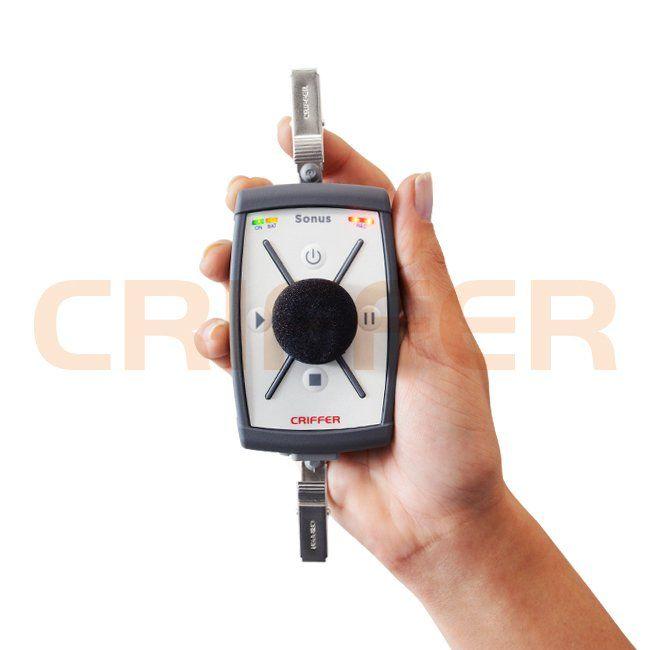 Sonus Dosimetro de ruido sem fio