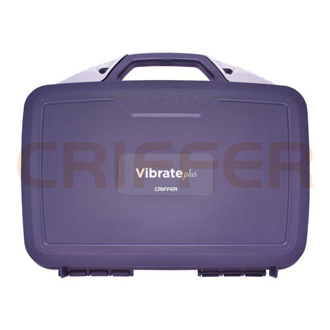 Vibrate-plus Medidor de vibrações ocupacionais (VCI e VMB) + teste de luvas