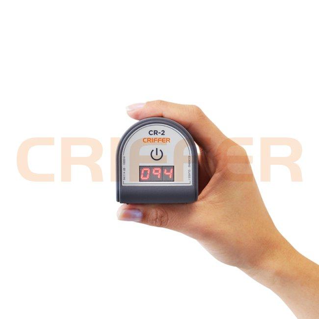 CR-2 Calibrador de ruido digital/Pistofono