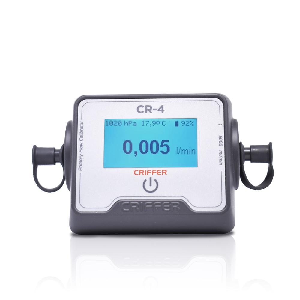 CR-4 Calibrador digital para bombas de muestreo