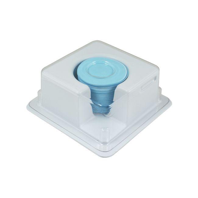 FE-500 - Filtro de PVC 37mm