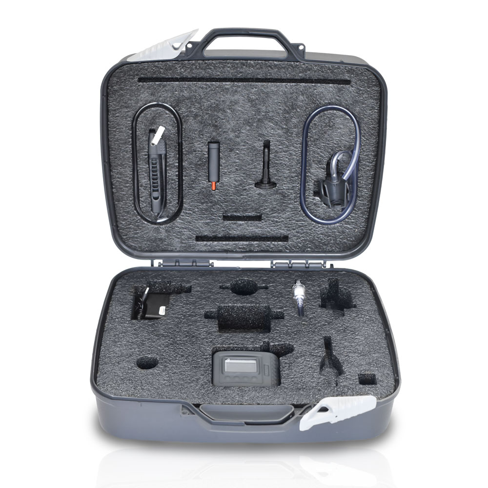 KHO-02 Kit higiene ocupacional - Agentes químicos