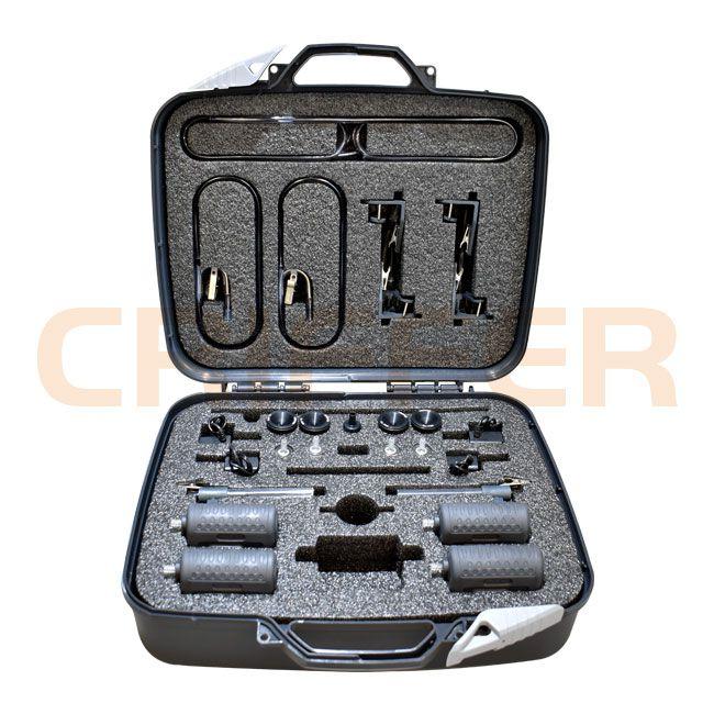 KHO-04 Kit higiene ocupacional - Agentes químicos