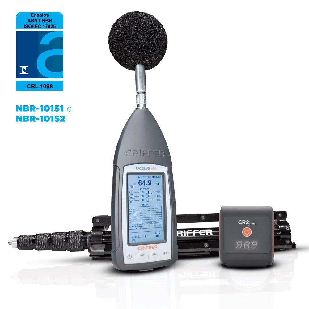 Octava-Plus All-In-One | Sonometro Digital