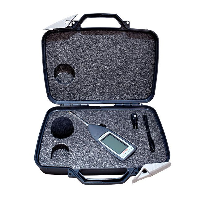 Octava-Plus Medidor de Nivel de Sonido Digital