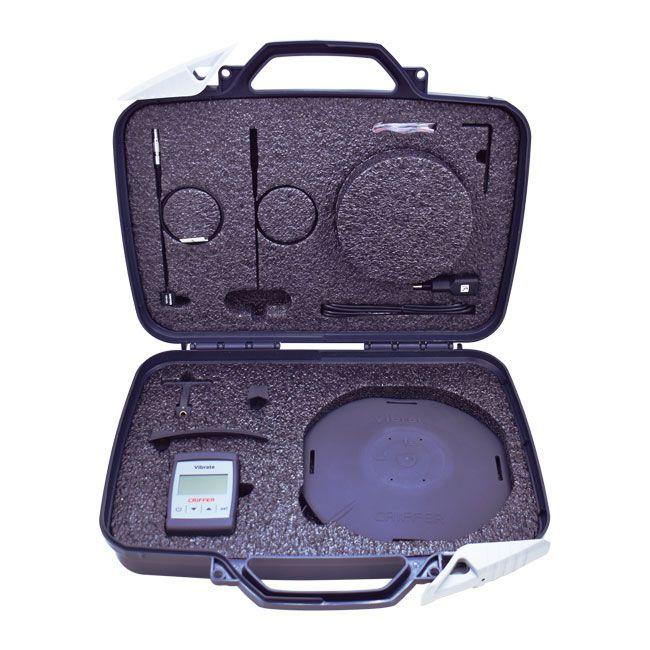 Vibrate Medidor de vibraciones ocupacionales VCI y VMB