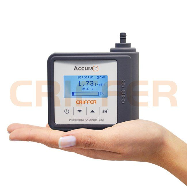 Accura-2 Digital programmable sampling pump