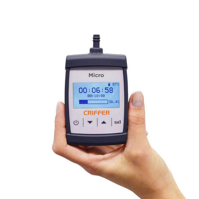 Micro - Bomba de amostragem de baixa vazão