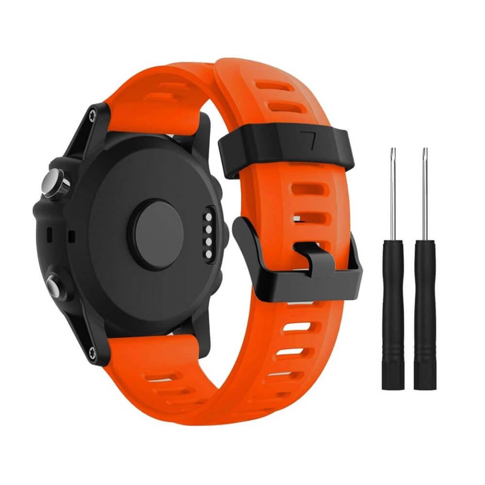 Pulseira Garmin Fenix 3 - Fenix 5x - Quatix - Tactix - D2 - 26mm