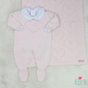 Saída de Maternidade Amare Rosa