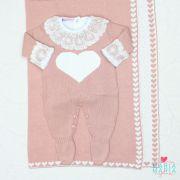Saída de Maternidade Amore Rosê