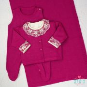 Saída de Maternidade Lacinho Pink