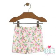 Shorts Suedine Flamingo Rosa