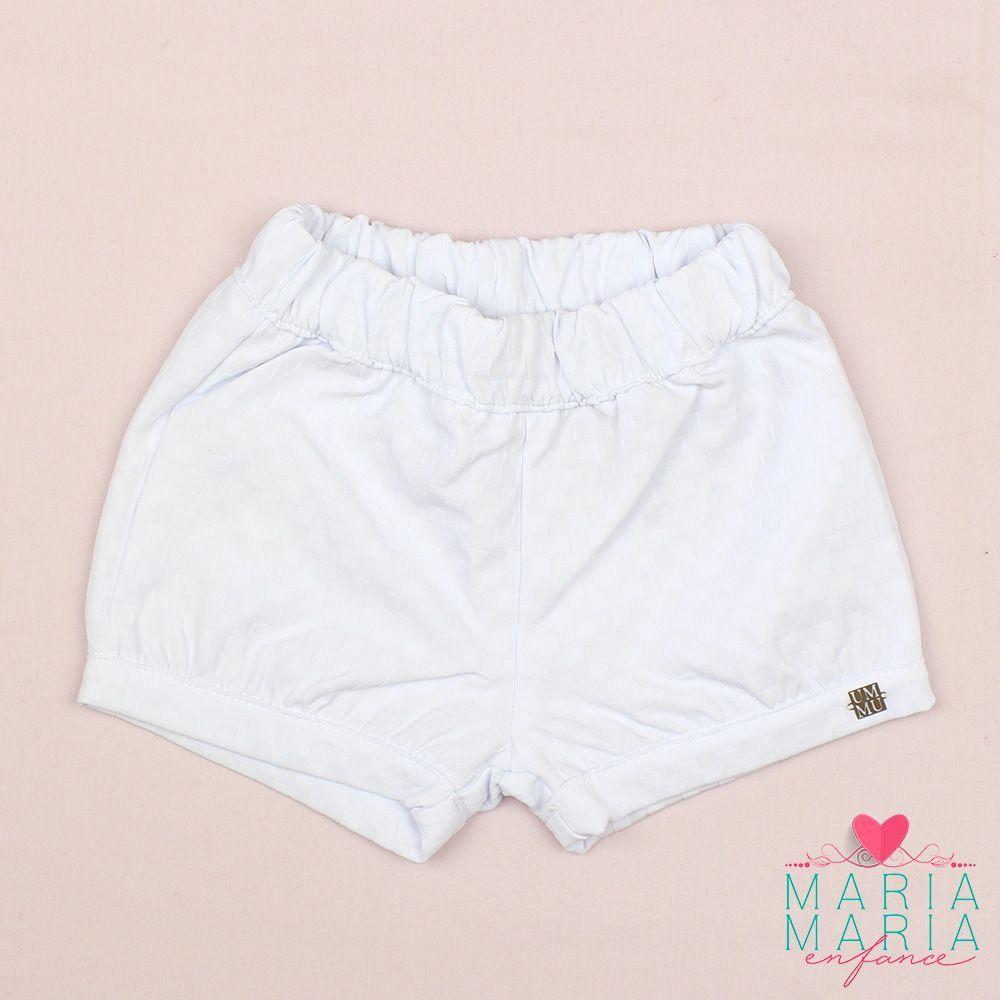 Conjunto Bata e Short Branco