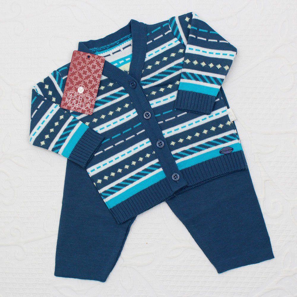 Conjunto Juliano Azul Jeans