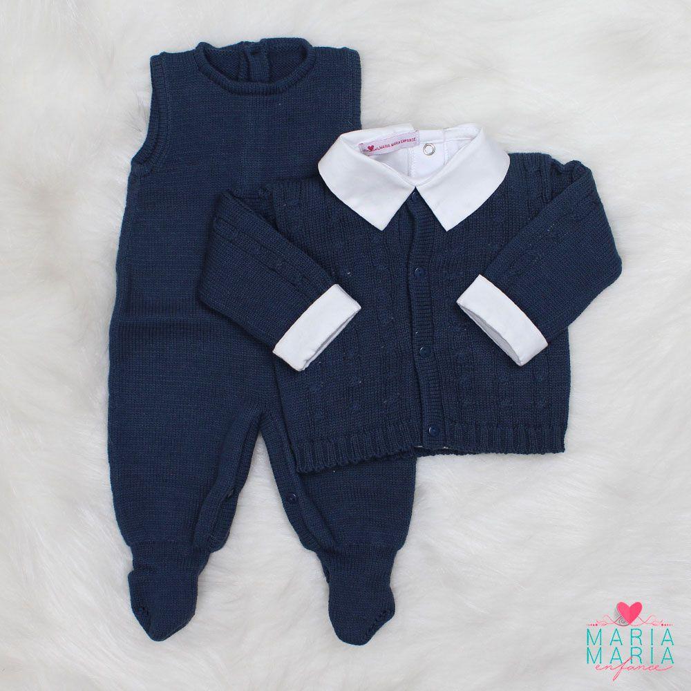 Conjunto Trança Azul Jeans