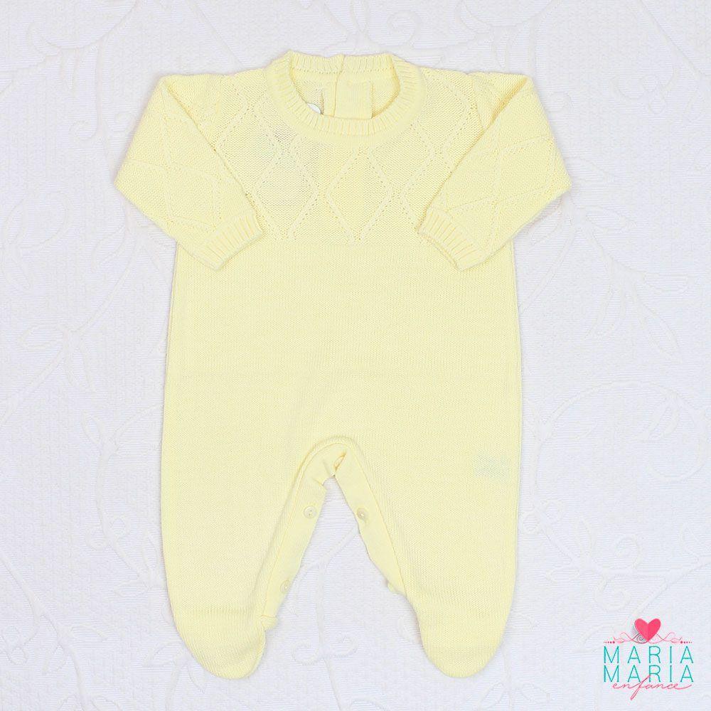 Macacão Viena Amarelo