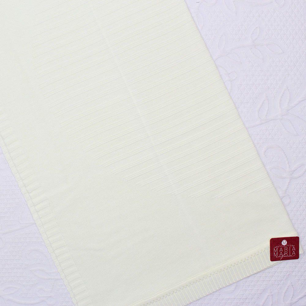 Saída de Maternidade Bolso Off White