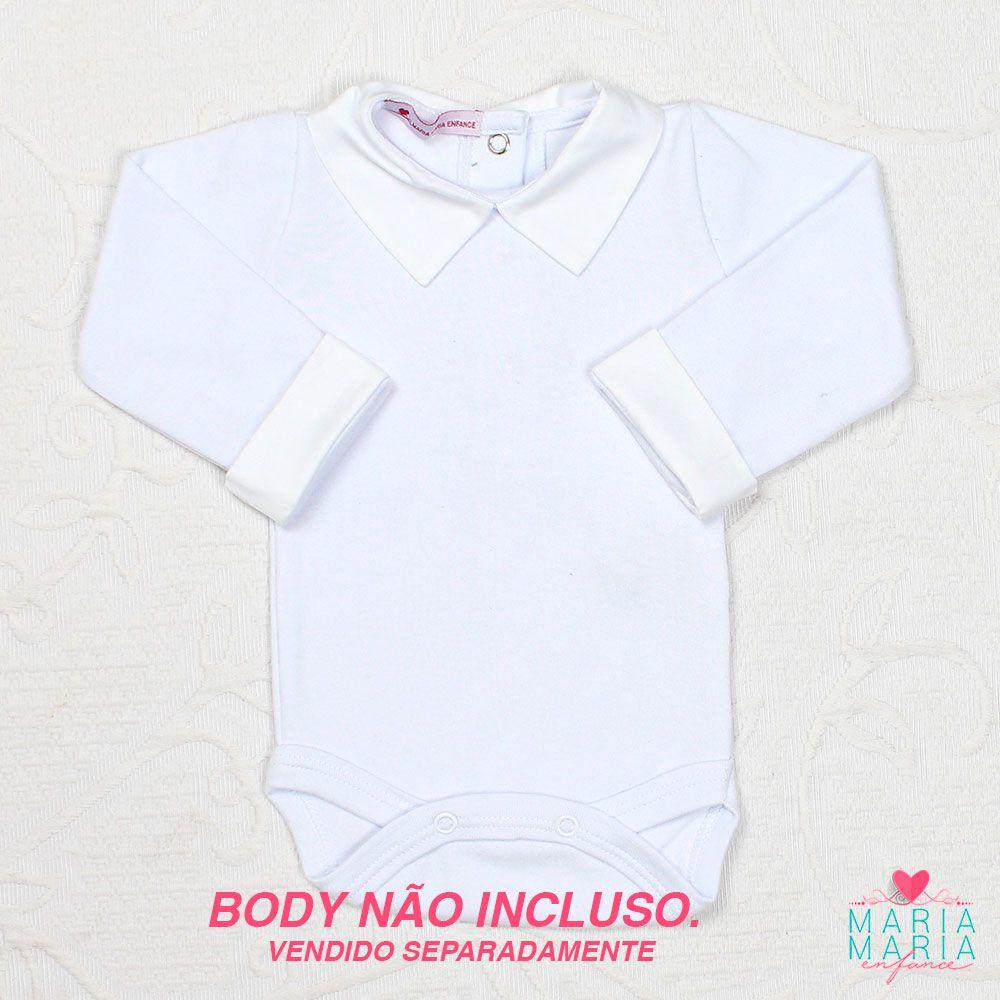 Saída de Maternidade Bruno Cinza