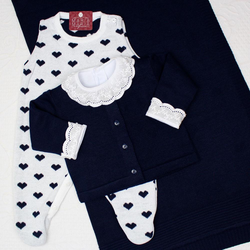Saída de Maternidade Love Marinho