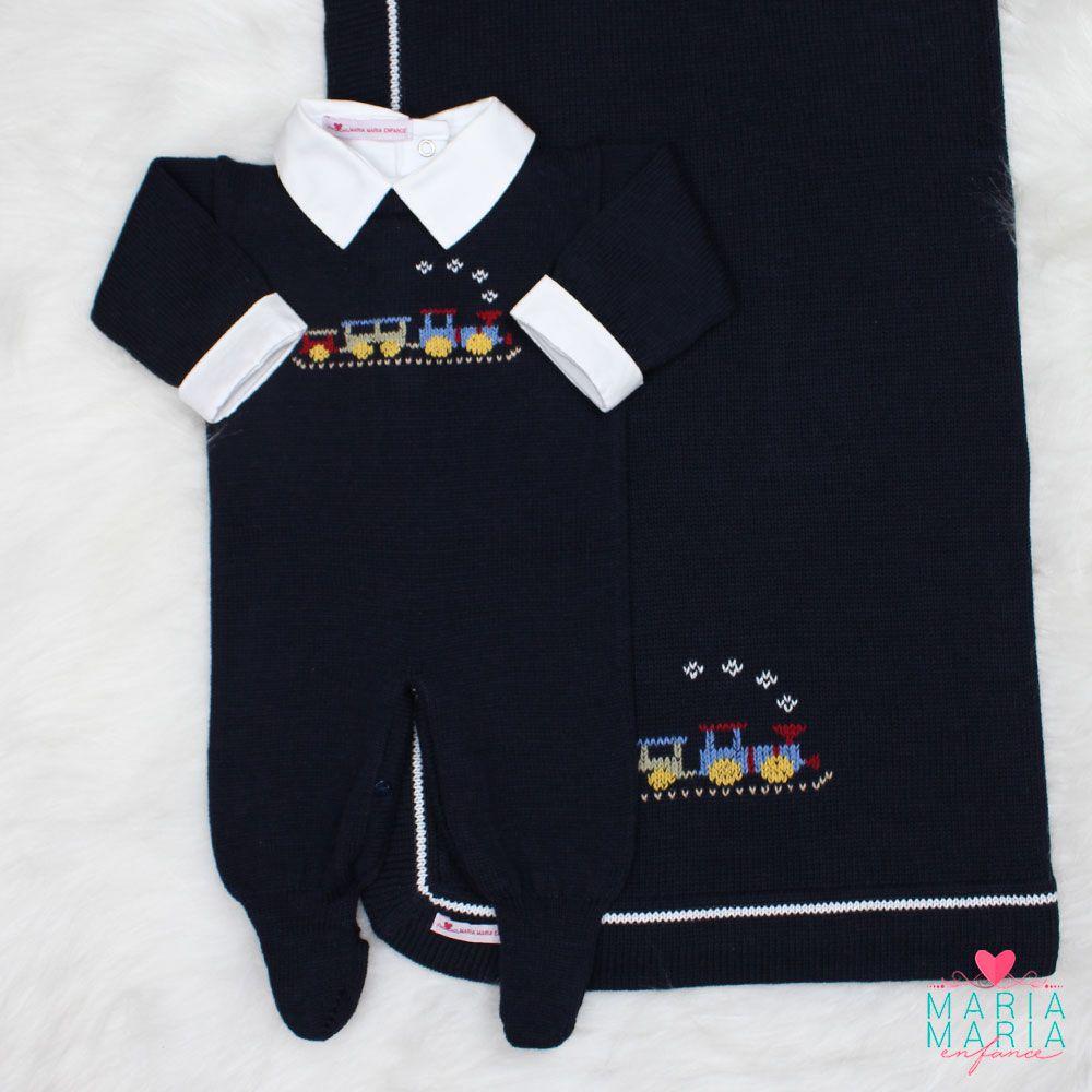 Saída de Maternidade Trenzinho Marinho