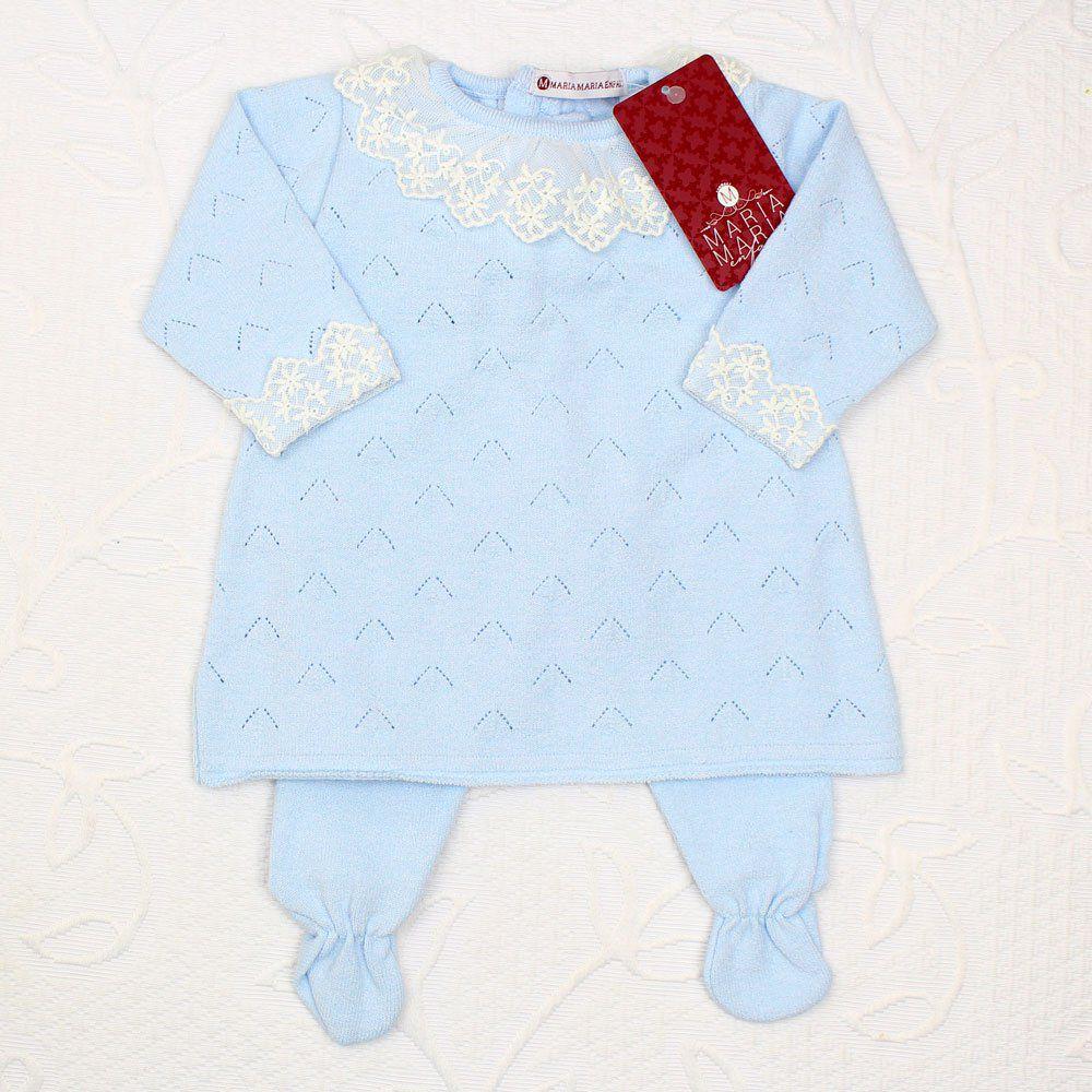 Vestido Modal Alegra Azul