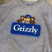 Moletom Grizzly Careca