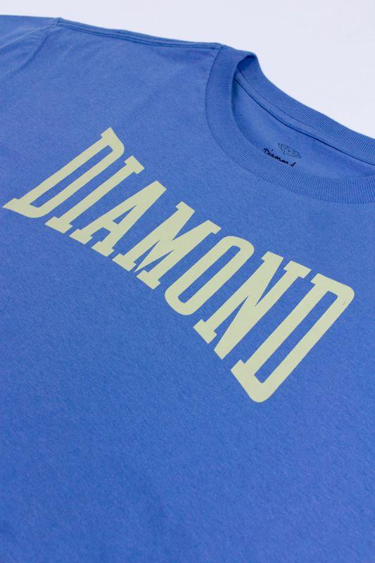 "CAMISETA DIAMOND ""CRESCENDO"" AZUL"