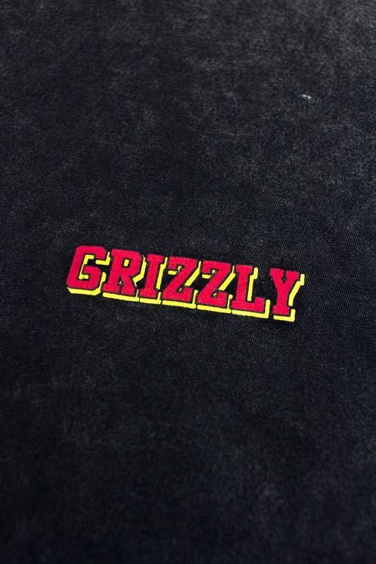 """CAMISETA GRIZZLY """"REFLECT OG"""" PRETA ESPECIAL"""